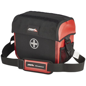 Red Cycling Products WP100 Pro II Bike Pannier red/black